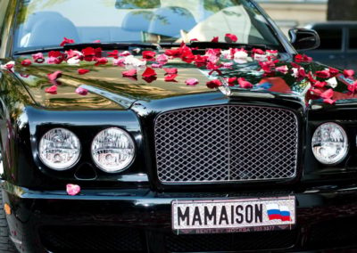Mamaison Hotel Pokrovka Moscow_wedding car 1360x680