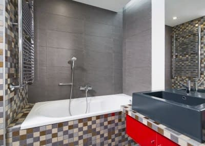 Mamaison Hotel Pokrovka Moscow One-bedroom-executive-suite-bathroom-3