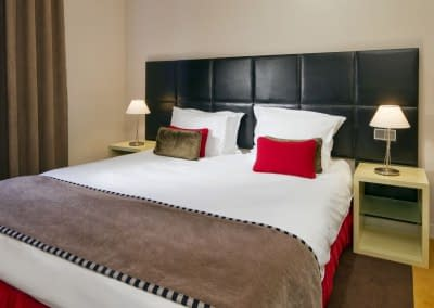 Mamaison Hotel Pokrovka Moscow Two Bedroom Executive Suite 3
