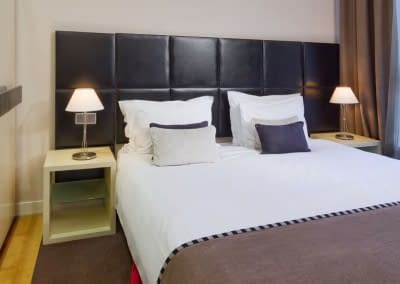 Mamaison Hotel Pokrovka Moscow Two Bedroom Executive Suite 4
